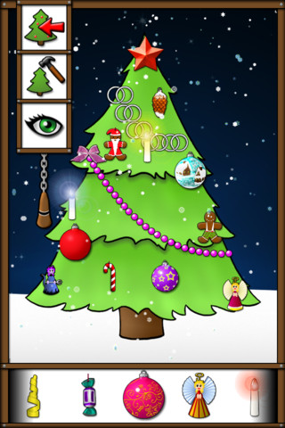 Recently my friend published an iPhone/iPod/iPad game for kids, which is in  essence decorating a virtual Christmas tree. It's dirt cheap, fun and  features ... - » Kids Christmas Tree - Spinning Mirrors