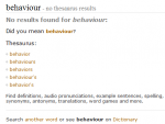 Thesaurus fail