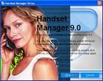 Handset Manager setup