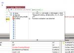 Visual Studio - debugger fail